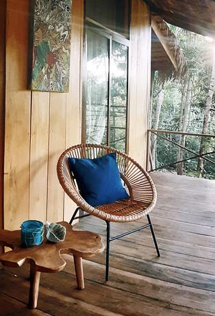 Terrace in Kalaumang