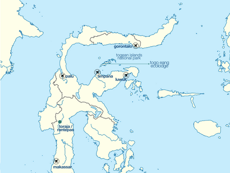 Interesting facts about Sulawesi that you should know!