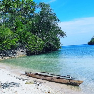 Our little beach