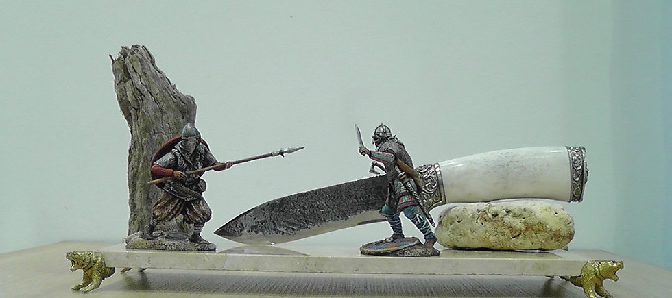 Аворские ножи