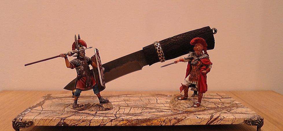 Пунические воины