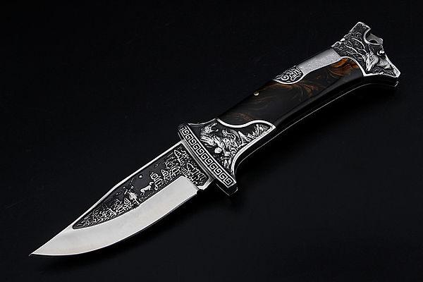 Авторские складные ножи | Дорогие  подарки | Москва