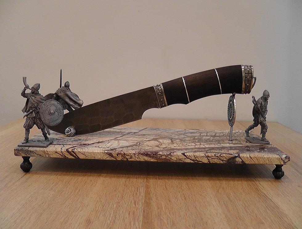 нож авторская работа Викинги