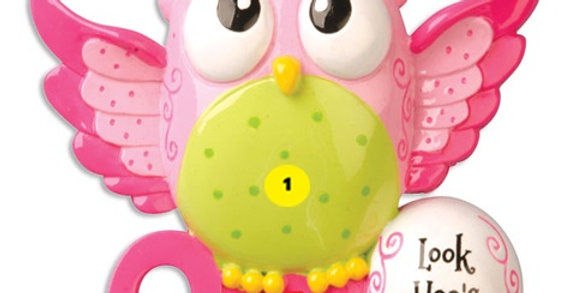OR897-P BABY OWL-PINK