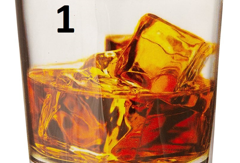 OR1761 - Whiskey Glass