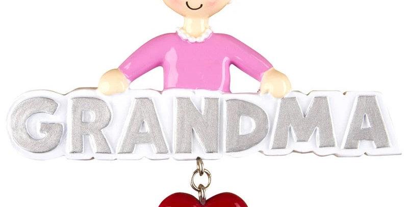 OR1256 - Grandma with Heart