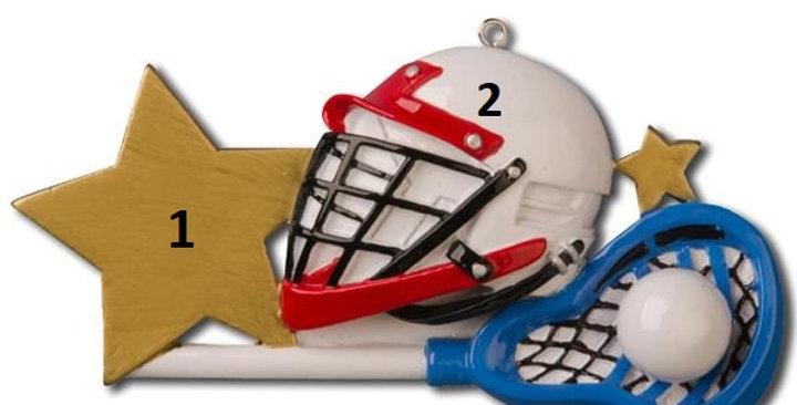 OR1055 - Lacrosse Helmet