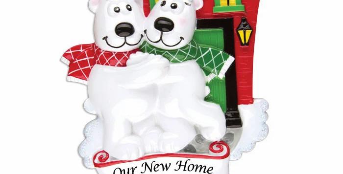 OR1259 - Our New Home/Polar Bear Couple