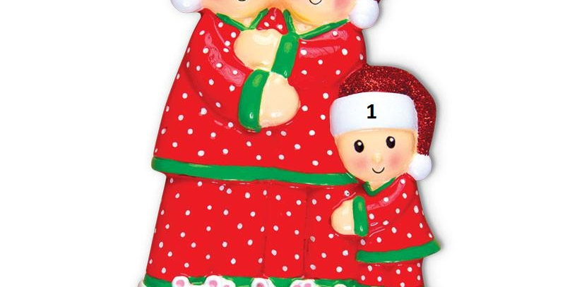OR1470-3 - Pajama Family of 3