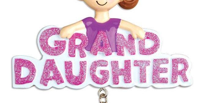 OR1188 - Granddaughter w/Dangling Heart