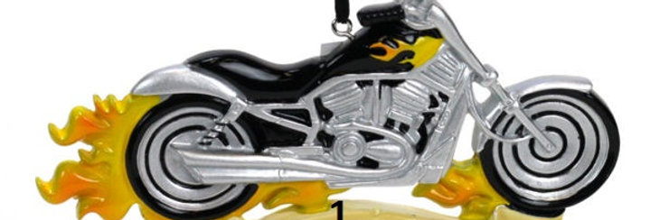 OR870 Harley Motorcycle