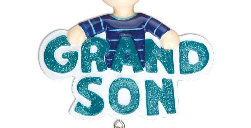 OR1187 - Grandson w/Dangling Heart