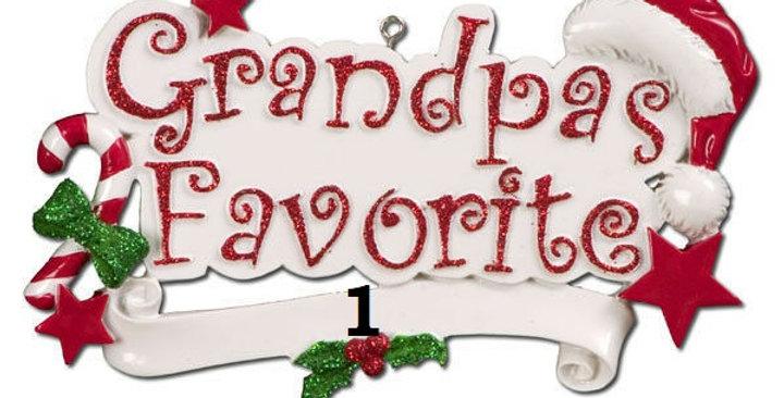 OR620-A Grandpas Favorite