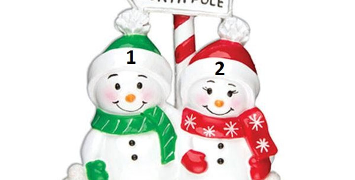 OR967-2 - North Pole Family of 2