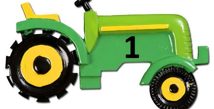 OR393-G - Green Tractor