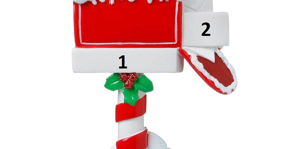 OR1741 - Christmas Mailbox