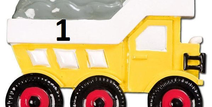 OR392  Dump Truck