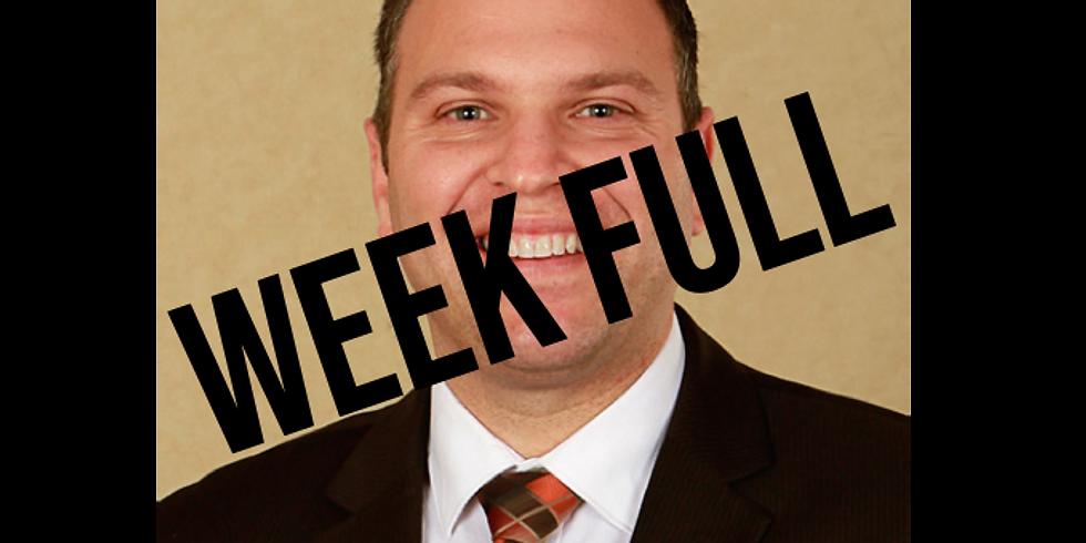 WEEK FULL: Combo Week 3: Abdel Judah, Teens | Kevin Bernard, Juniors