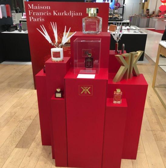 MAISON FRANCIS KURKDJIAN - Paris, 2019