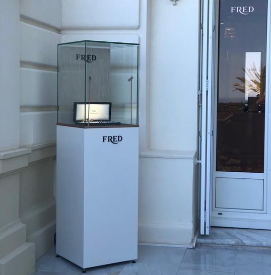 FRED - France, 2018 / 2019