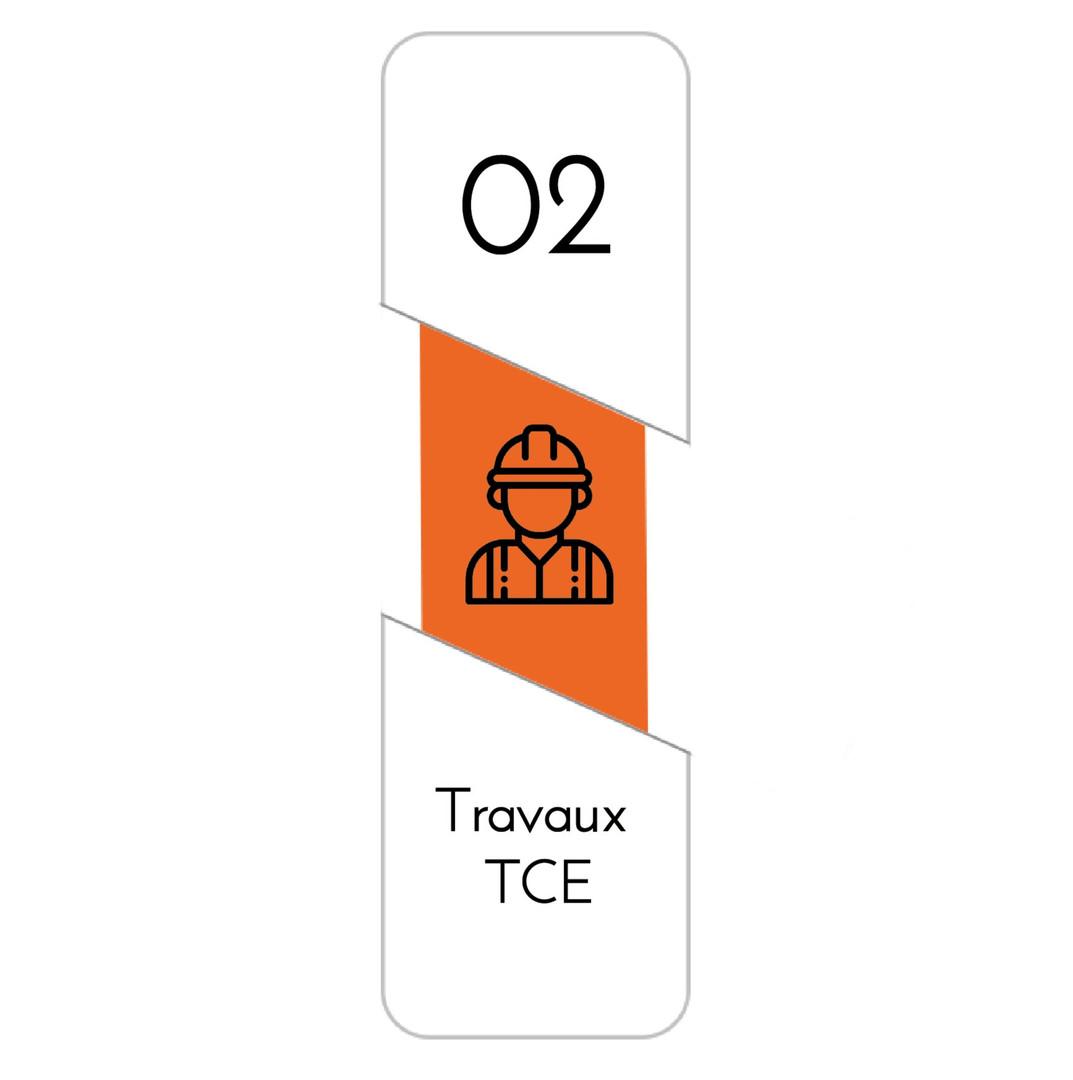 02 - Travaux TCE