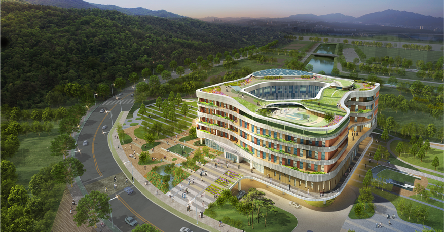 강남구 노인전문병원 신축 임대형 민간투자사업(BTL)