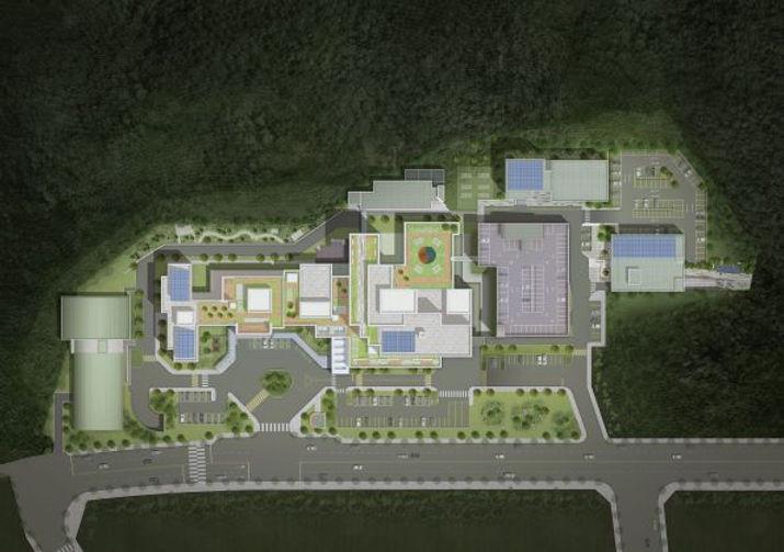 대전보훈병원 본관동 리모델링 공사 설계용역 제안공모