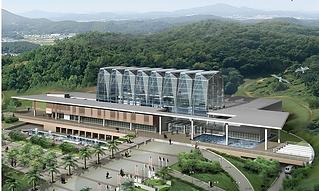 제주국제평화센터 현상설계