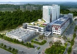 일산병원 응급 및 감염관리센터 시설확충공사