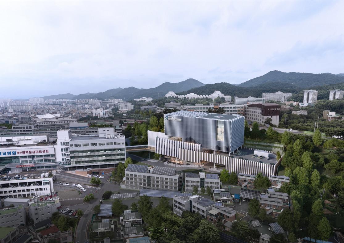 호남권역 감염병전문병원 | 당선작 |  2020