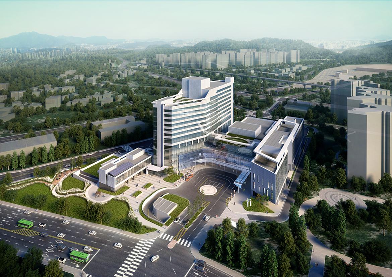 서울의료원 권역응급의료센터 증축공사