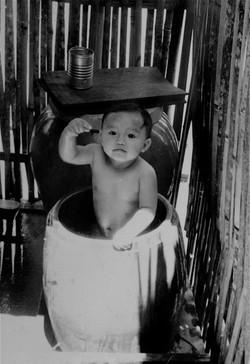 I was born in Viet Nam