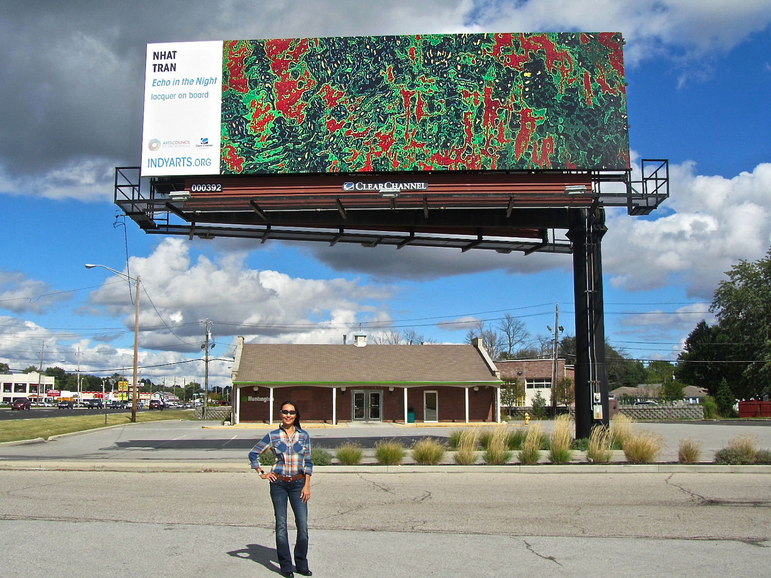 Billboard Project , 2015
