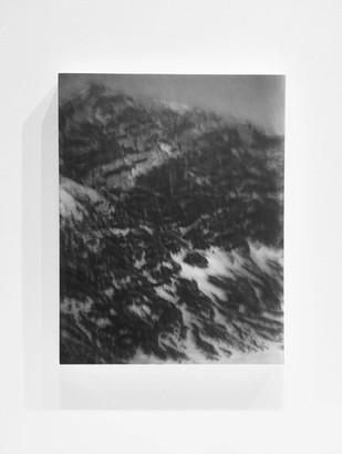 Glaciated Mountain Study -No. 101, 2017