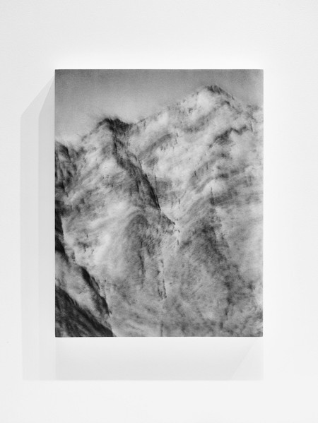 Glaciated Mountain Study - No.104, 2017