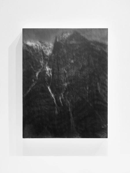 Glaciated Mountain Study - No. 108, 2017