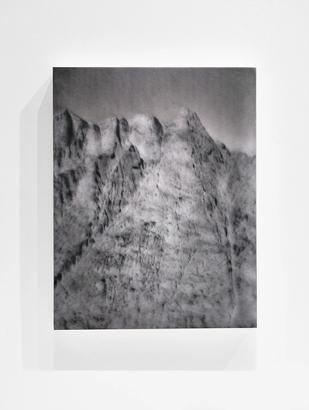 Glaciated Mountain Study - No.106, 2017