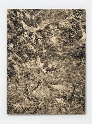 Mining Landscape - No. 127/Linen, 2015/2018