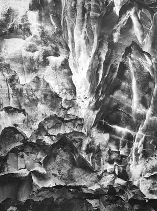 Glacial Facade - No. 103, 2017