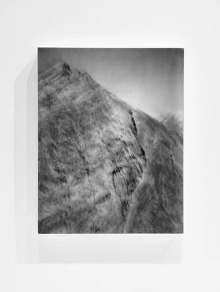 Glaciated Mountain Study - No. 102, 2017