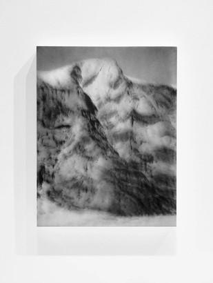 Glaciated Mountain Study - No. 105, 2017