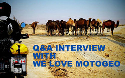 Q&A INTERVIEW WITH WE LOVE MOTOGEO