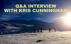 Q&A WITH KRIS CUNNINGHAM