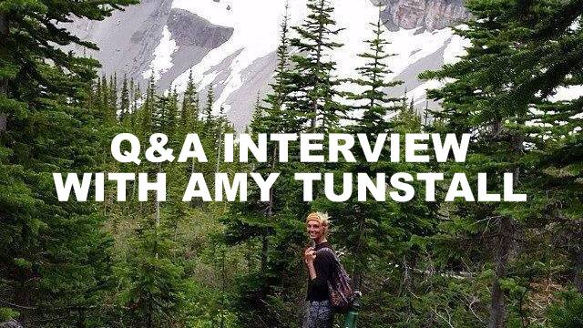Q&A INTERVIEW WITH AMY TUNSTALL