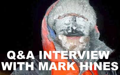 Q&A INTERVIEW WITH MARK HINES