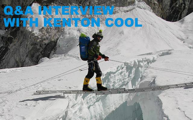 Q&A INTERVIEW WITH KENTON COOL