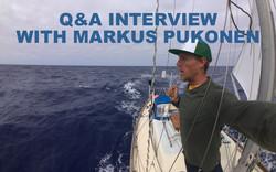 Q&A interview with Markus Pukonen