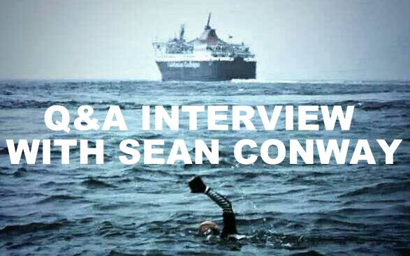 Q&A INTERVIEW WITH SEAN CONWAY