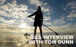 Q&A interview with Tom Dunn