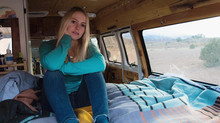 VanLife Q&A Session with Mikhaila from @mikhailahoward